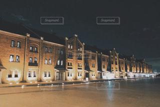 赤れんが倉庫の写真・画像素材[2015398]