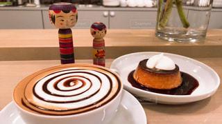 ぐるぐるカフェの写真・画像素材[2016486]