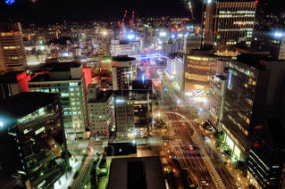 神戸の夜景の写真・画像素材[2817284]