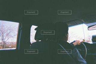 後ろ姿の写真・画像素材[2018563]