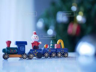 クリスマスの夜の写真・画像素材[2709536]