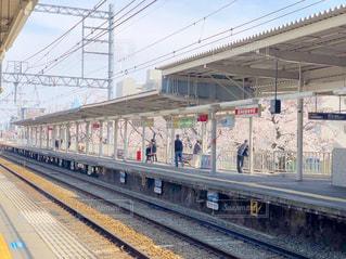 阪急電車の写真・画像素材[1089907]