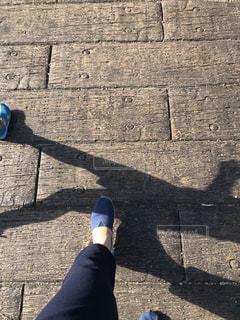 歩くの写真・画像素材[2024053]