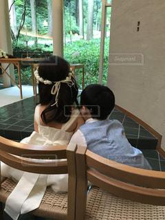 結婚式の写真・画像素材[2024054]