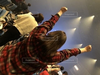 ライブの写真・画像素材[2033410]
