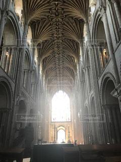 大聖堂の写真・画像素材[2027987]