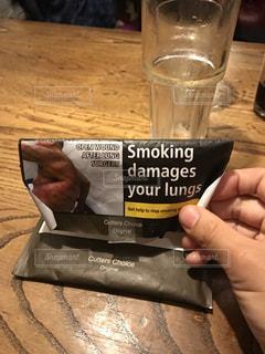 たばこの写真・画像素材[2028102]