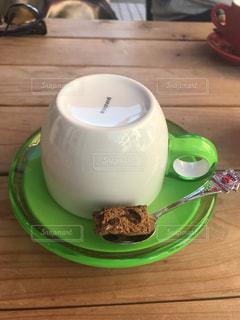 カフェ コーヒーカップの写真・画像素材[2028421]