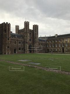 はじめての海外留学 イギリス ケンブリッジ大学の写真・画像素材[2053571]