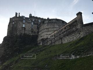エディンバラ城の写真・画像素材[2053585]