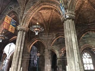 豪華な大聖堂の写真・画像素材[2053625]