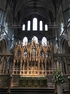 イギリス一人旅 大聖堂を巡る旅の写真・画像素材[2061818]