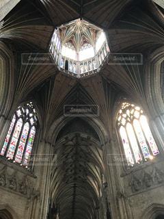 イギリス一人旅 大聖堂を巡るの写真・画像素材[2061820]