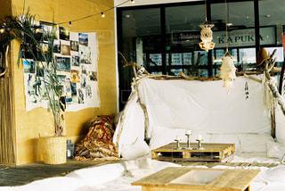カフェの写真・画像素材[2030886]