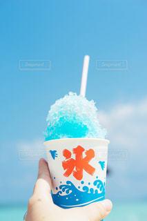 カキ氷の写真・画像素材[2031217]