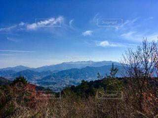 山の景色の写真・画像素材[2033422]