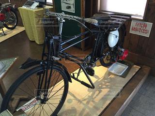 原動機付自転車の写真・画像素材[2041542]