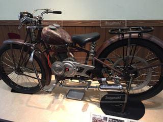 旧車バイクの写真・画像素材[2041545]