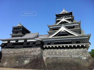 熊本城の写真・画像素材[2268934]