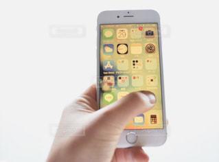 携帯電話の写真・画像素材[2073373]