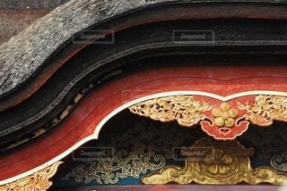 太宰府天満宮の屋根の写真・画像素材[2593550]