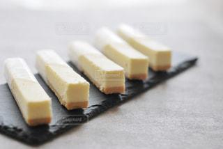 スティックチーズケーキの写真・画像素材[2987388]