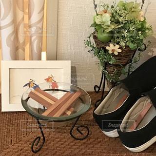 靴&靴箱のケアの写真・画像素材[2035476]