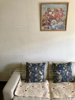 壁に絵を描くの写真・画像素材[3209333]