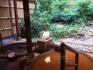 金泉の湯と銀泉の湯の写真・画像素材[2170809]