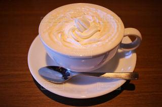 ウインナーコーヒーの写真・画像素材[2825709]