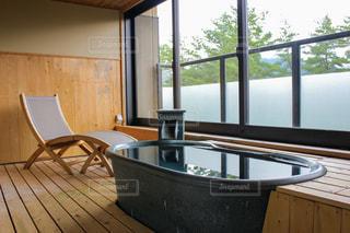露天風呂の写真・画像素材[2826880]