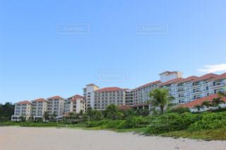 沖縄のホテルの写真・画像素材[3124398]