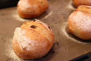 焼きたてパンの写真・画像素材[3859347]