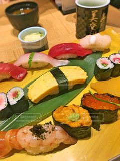 寿司ランチの写真・画像素材[2096611]
