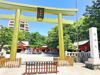 金神社の写真・画像素材[2163944]