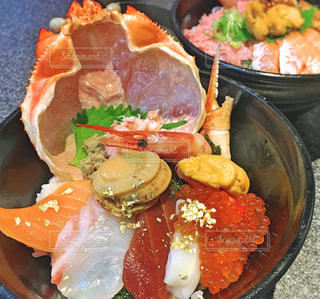 海鮮丼の写真・画像素材[2408472]