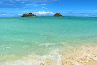 綺麗な海の写真の写真・画像素材[2243052]