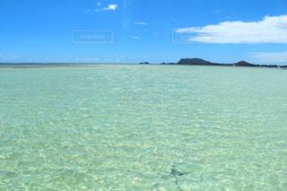 綺麗な海の写真の写真・画像素材[2243058]