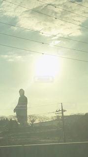 神々しいの写真・画像素材[2040261]