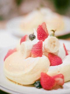パンケーキの写真・画像素材[2061414]