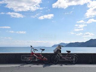 自転車の写真・画像素材[2043206]