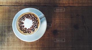 latte art1の写真・画像素材[2043997]