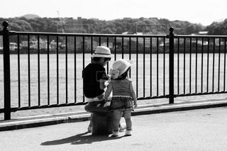 兄妹の写真・画像素材[2053802]