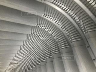 エスカレーターの天井の写真・画像素材[2046013]