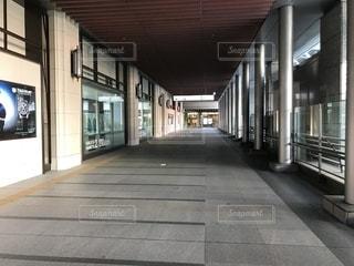 博多駅の連絡通路の写真・画像素材[2139791]