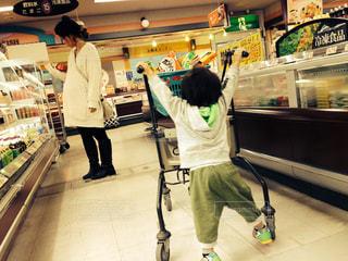 お買い物の写真・画像素材[2047607]