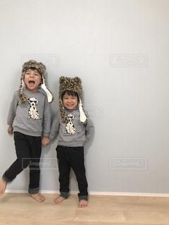 兄弟の写真・画像素材[2047693]