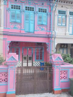 シンガポールの建物の写真・画像素材[2048119]