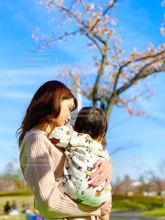 親子の写真・画像素材[2048379]