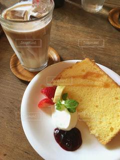 カフェの写真・画像素材[2099305]